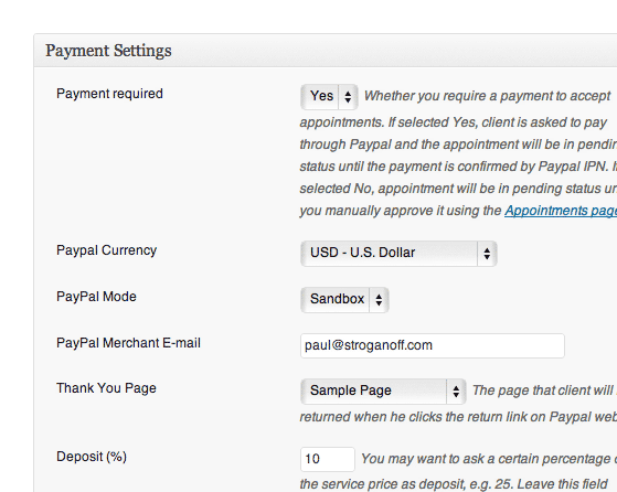 paypal-settings